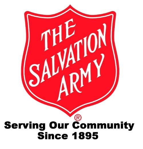 Mattoon Fire and Police Ringing Bells for the Salvation Army