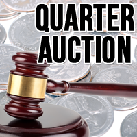 Quarter Auction Thursday to Benefit the Mattoon Food Bank