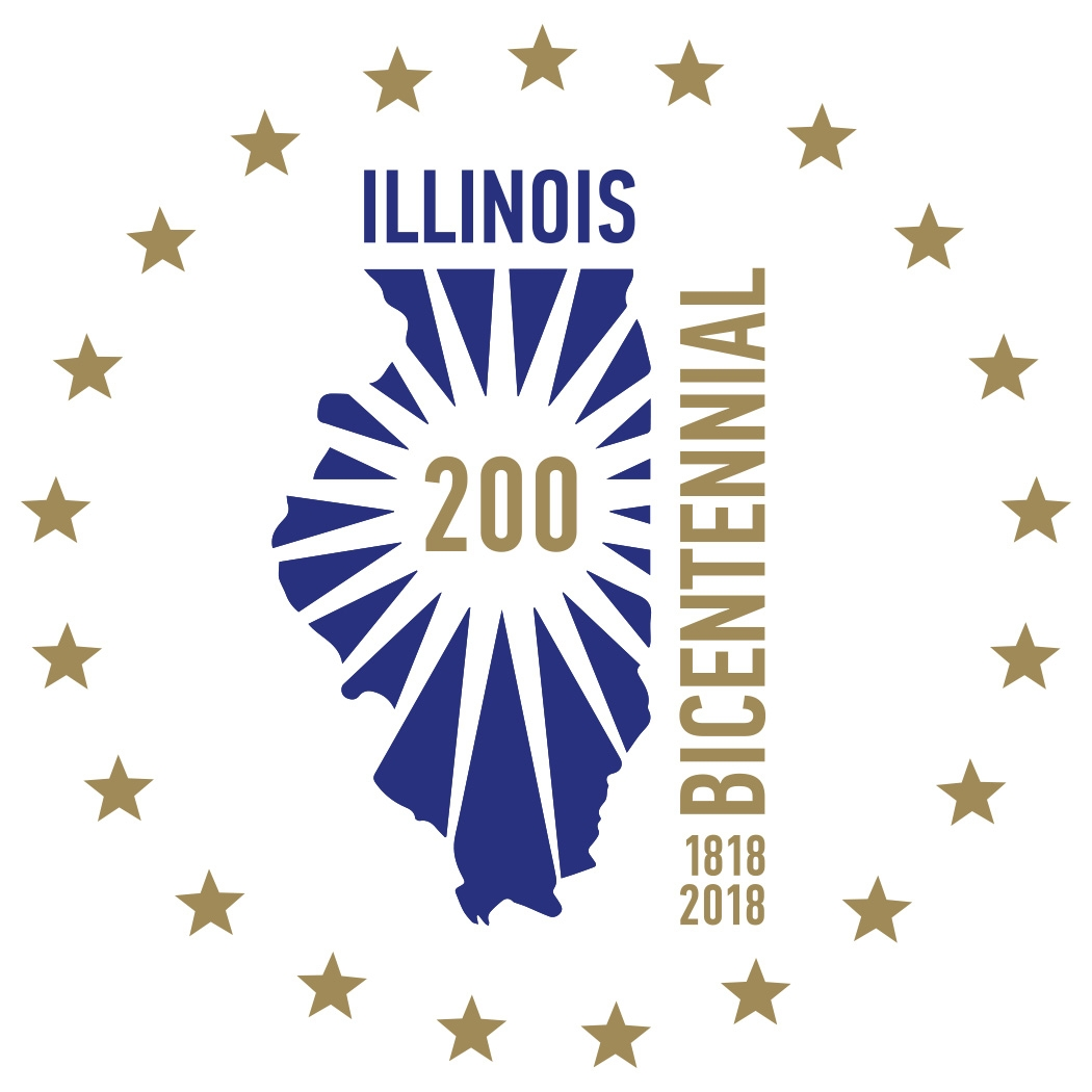 Illinois Gets Bicentennial Forever Stamp