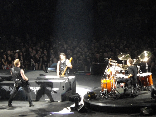 Metallica Playing Soldier Field June 18th