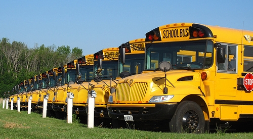Illinois Lawmakers Push School Bus Seat Belt Bill