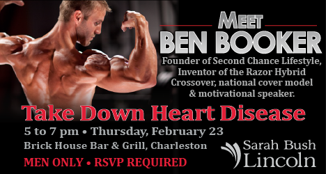 Take Down Heart Disease with Ben Booker