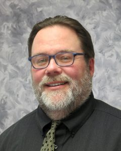 """Wilbert """"Bill"""" Hawley was named St. Anthony's new Director of Finance"""