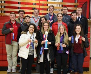 St. Anthony High School won the 300 Division at the WYSE Team event recently held at Lake Land College.