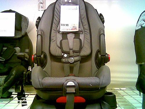 Free Child Seat Safety Checks Next Week in Martinsville