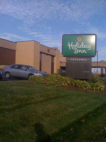 Holiday Inn Warns Credit Card Information May Have Been Compromised
