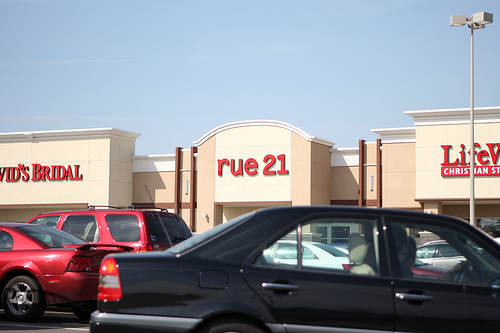 Rue21 To Close Hundreds of Stores