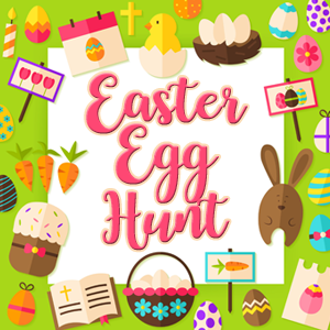 Breakfast & Easter Egg Hunt