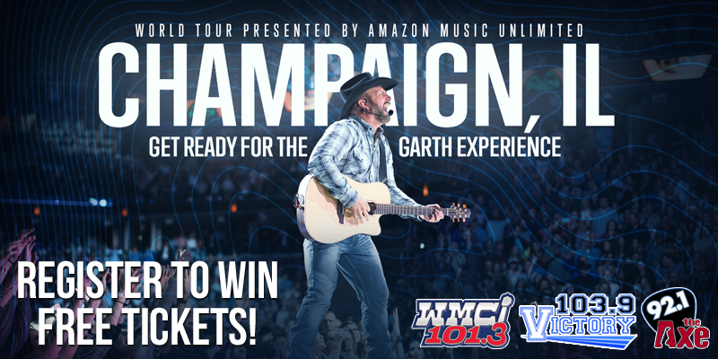 Garth Brooks Ticket Giveaway