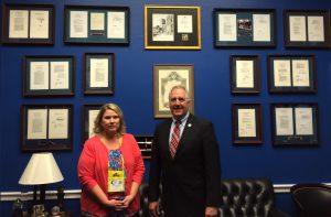 Photo courtesy of Congressman John Shimkus' office.