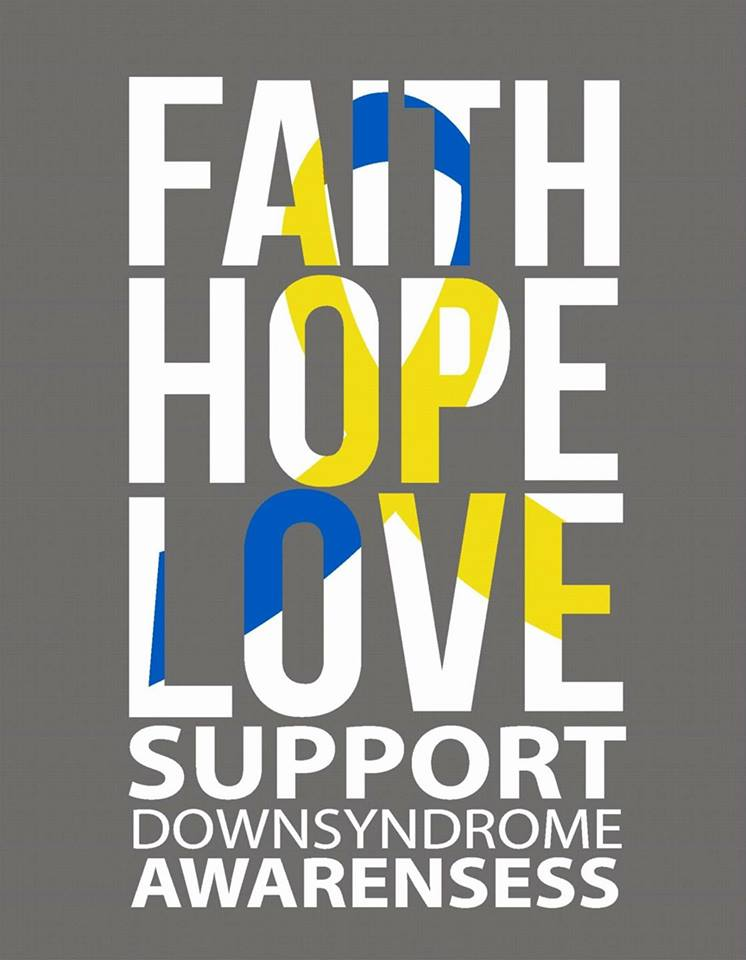 Step Up For Down Syndrome 5k run and walk