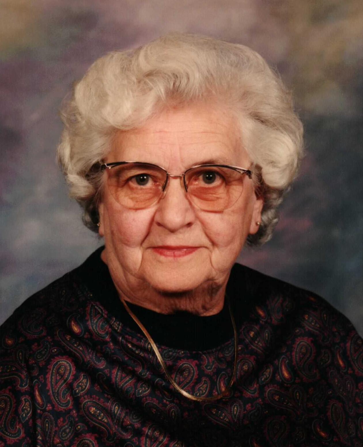 Elaine M. Stratton