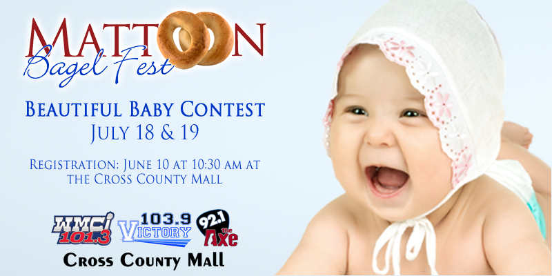 Mattoon Bagelfest Beautiful Baby Contest 2017