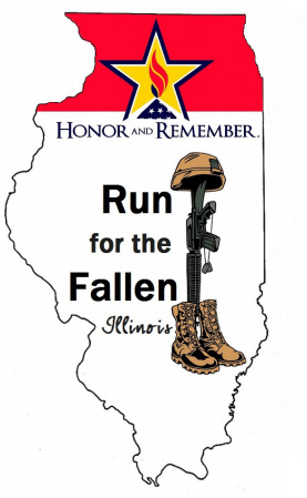 2017 Illinois Run for the Fallen Saturday