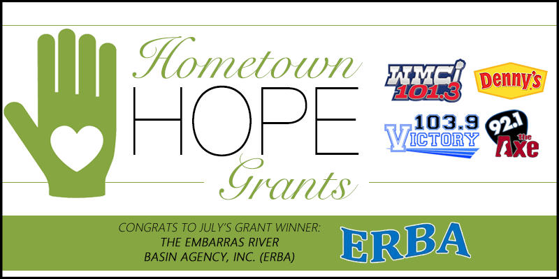 Hometown HOPE Grant - July Winner