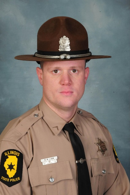 Hundreds Gather To Say Goodbye To Fallen Trooper