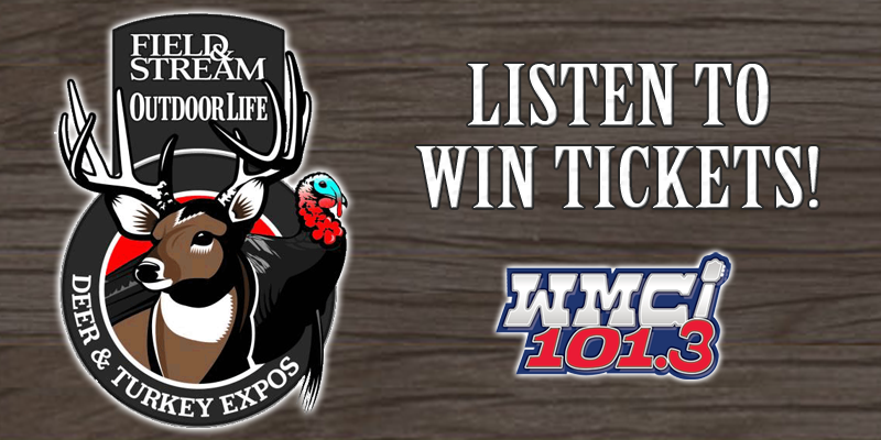 Deer and Turkey Expo Ticket Giveaway