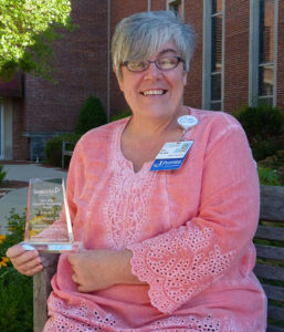 Lori Winter, RN, MSN, Infection Preventionist at HSHS St. Anthony's Memorial Hospital