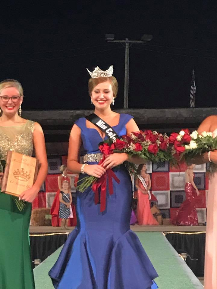 New Royalty at the Coles County Fair