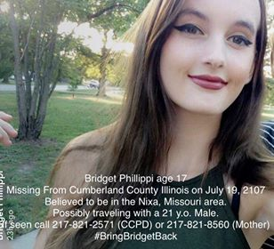 Greenup Teenager Reported Missing