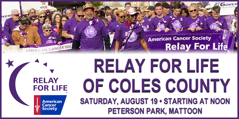 Relay for Life of Coles County 2017