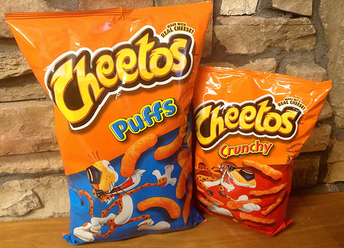 Cheetos Restaurant Popping Up In NYC