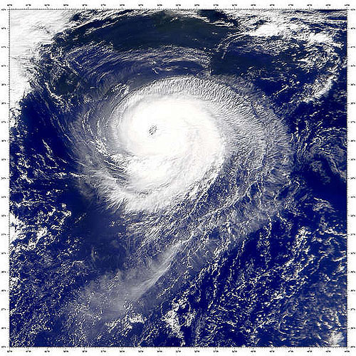 Maria Strengthens to Category Five