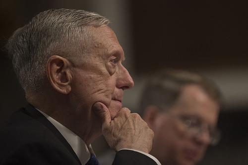 Mattis: Trump Has Decided On Afghanistan Strategy