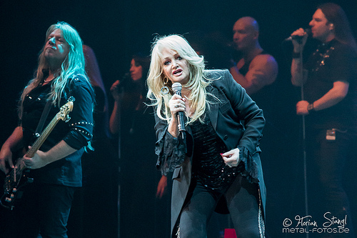 """Bonnie Tyler To Sing """"Total Eclipse"""" During Total Eclipse"""