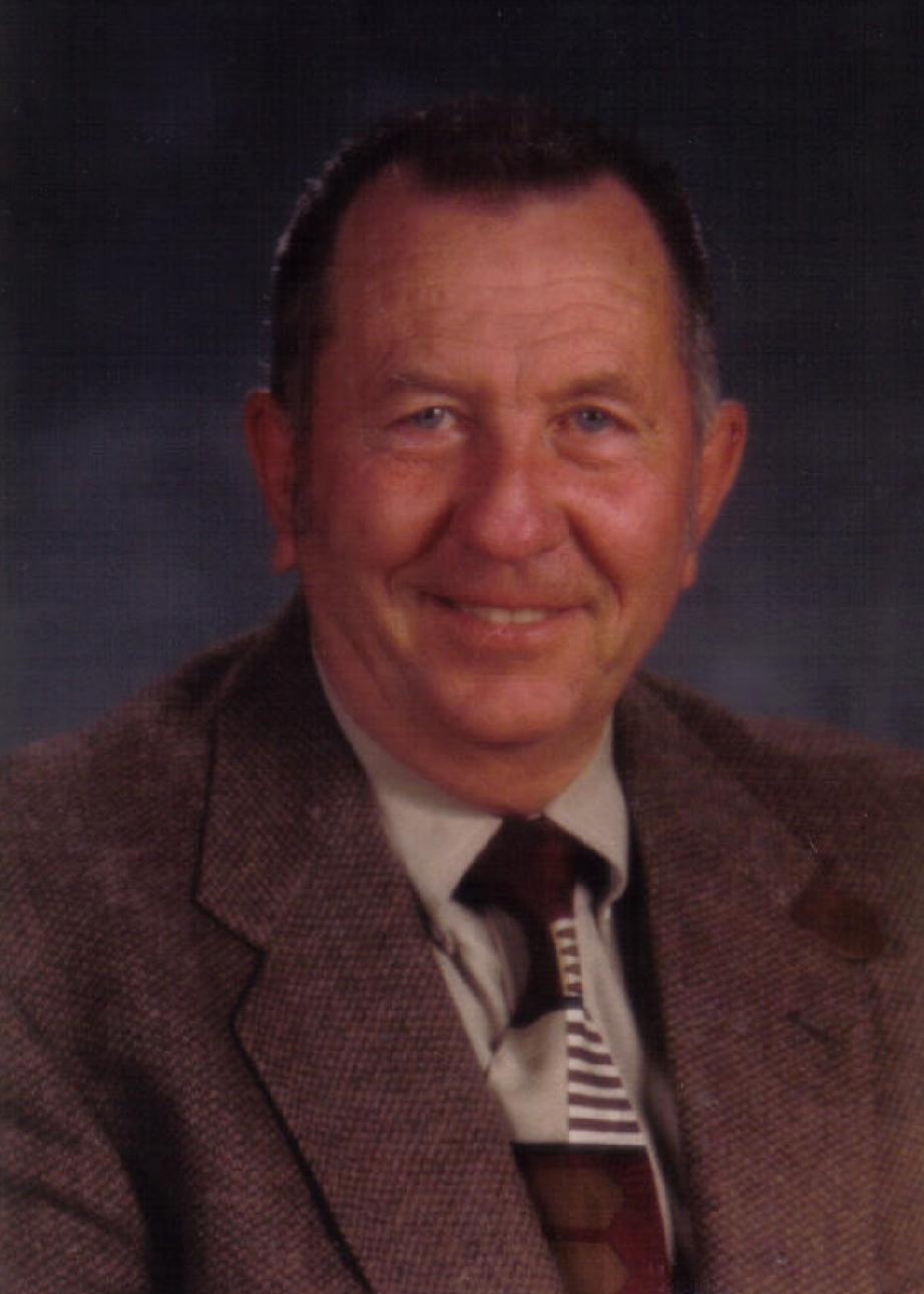 """William F. """"Bill"""" Swank"""
