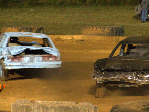 Fall Demolition Derby