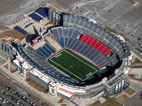 Gillette Stadium Charges Pats' Fans $4.50 For Tap Water