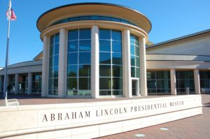 Photo courtesy of the Abraham Lincoln Presidential Library