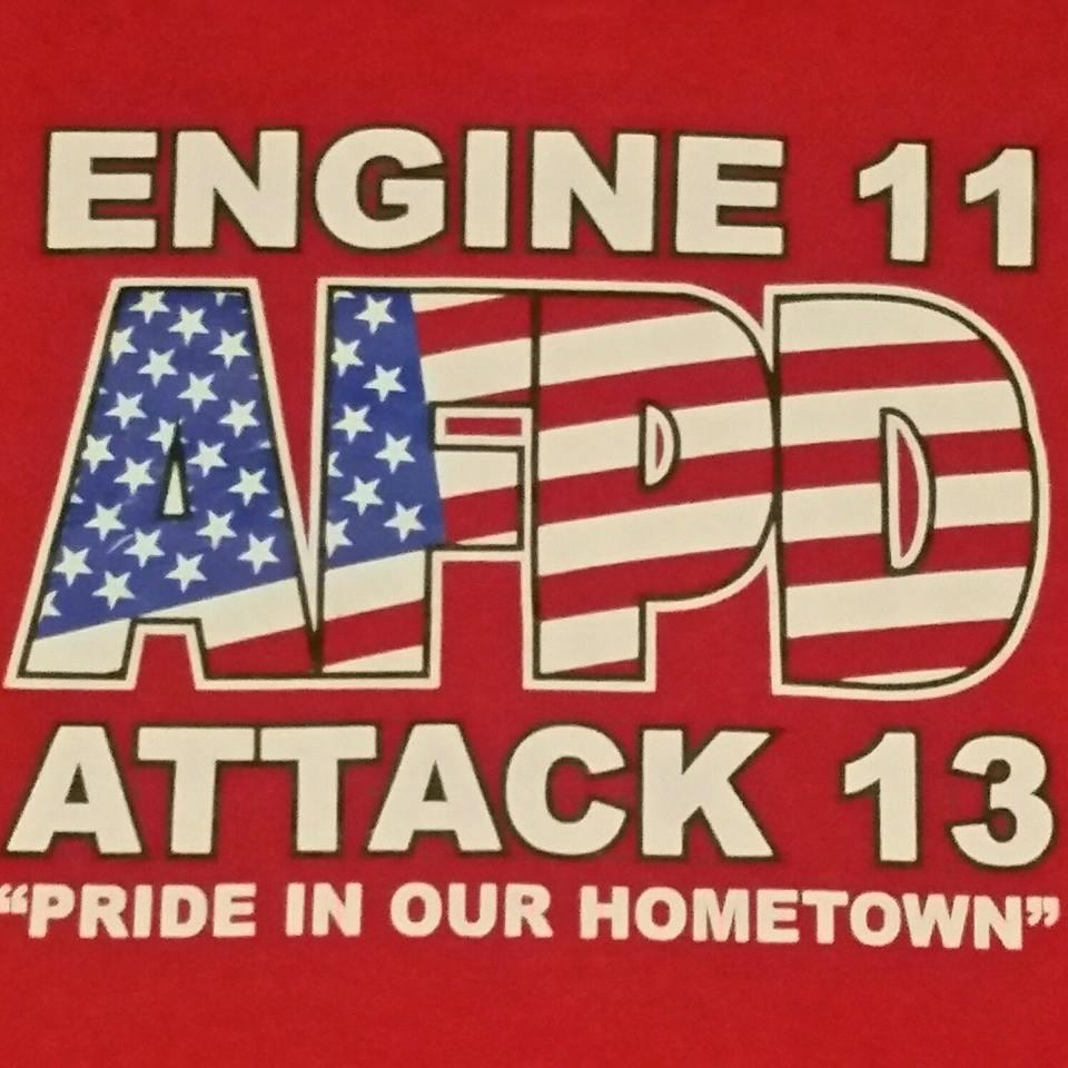 Ashmore Fire Department Gun Raffle