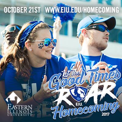 It's Homecoming week at EIU