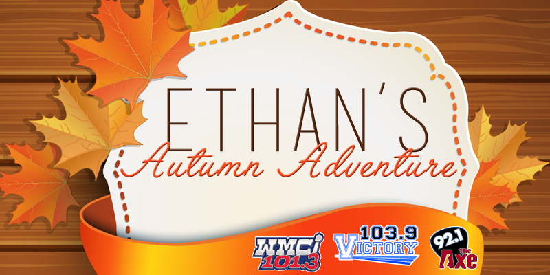 Ethan's Autumn Adventure