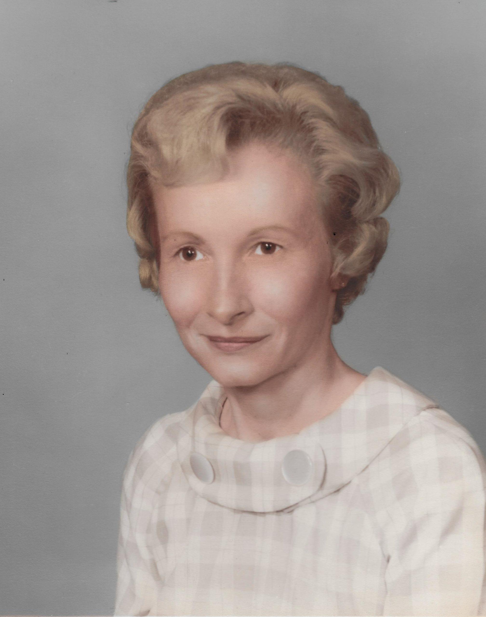 Dorothy Erlene Isenburg