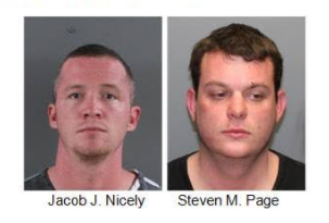 2 Men Charged with Hate Crime, Battery and More