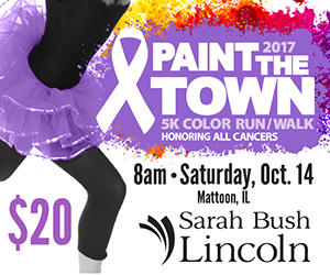 Paint the Town 5K