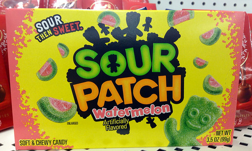 Sour Patch KidsIllinois' Most Popular Halloween Candy