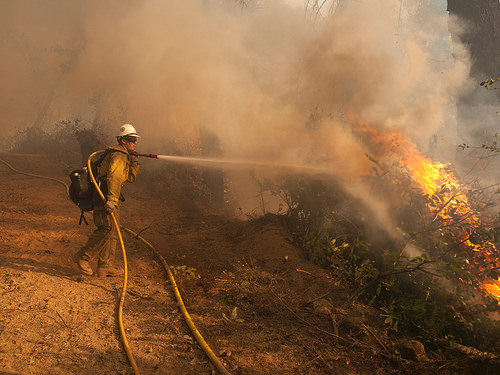 Death Toll Rises to 40 In Northern California Wildfires