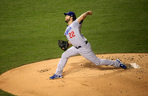 DodgersTake World Series Game One From Astros