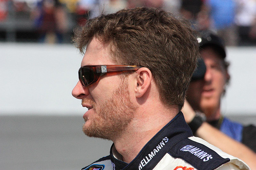 DaleEarnhardtJr. And Wife Expecting Baby Girl