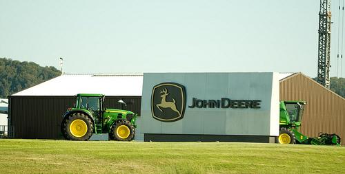 John Deere Wins Yellow And Green Trademark Case