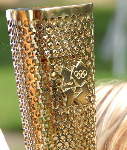 Olympic Torch Lit At Birthplace Of Ancient Games