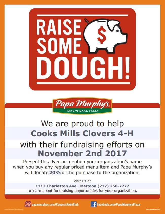 Raise Some Dough!