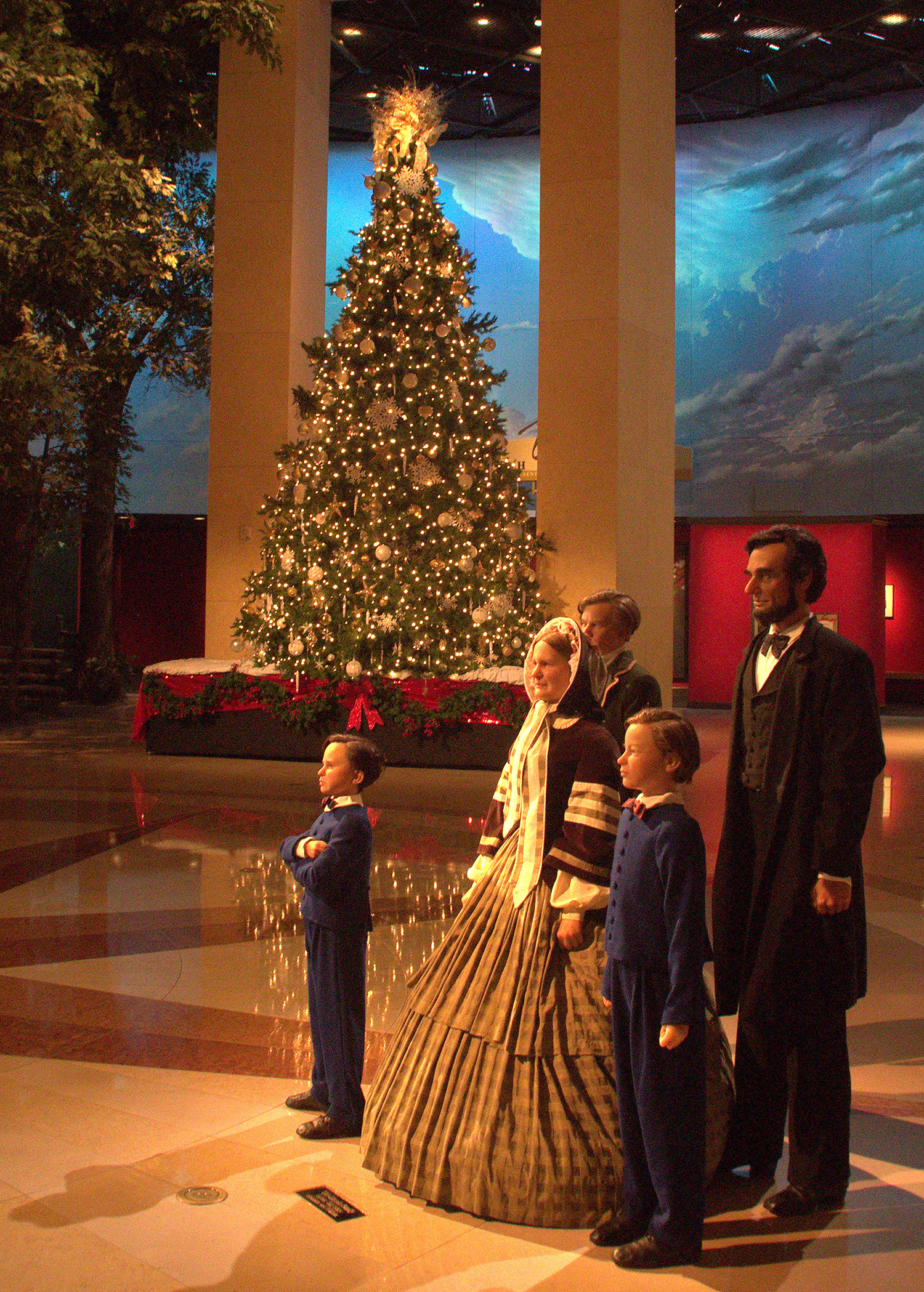 Christmas at the White House