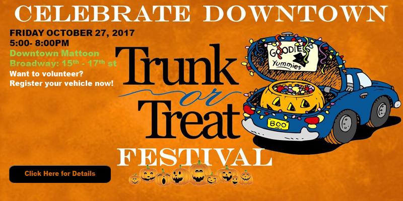 Downtown Mattoon Trunk or Treat Festival