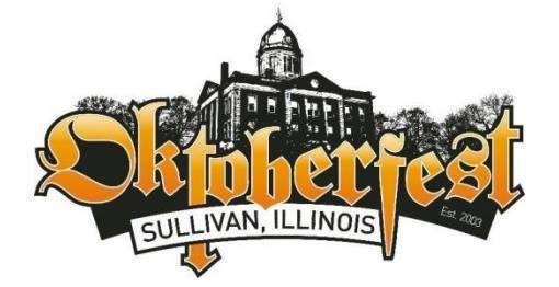 Oktoberfest in Sullivan, Illinois