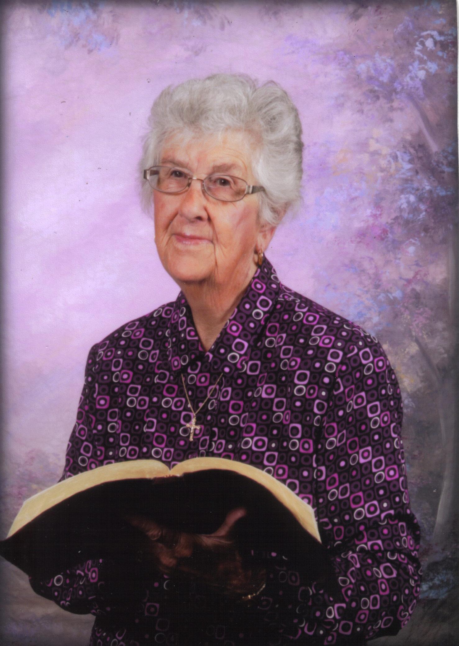 Esther Gladys Hutson